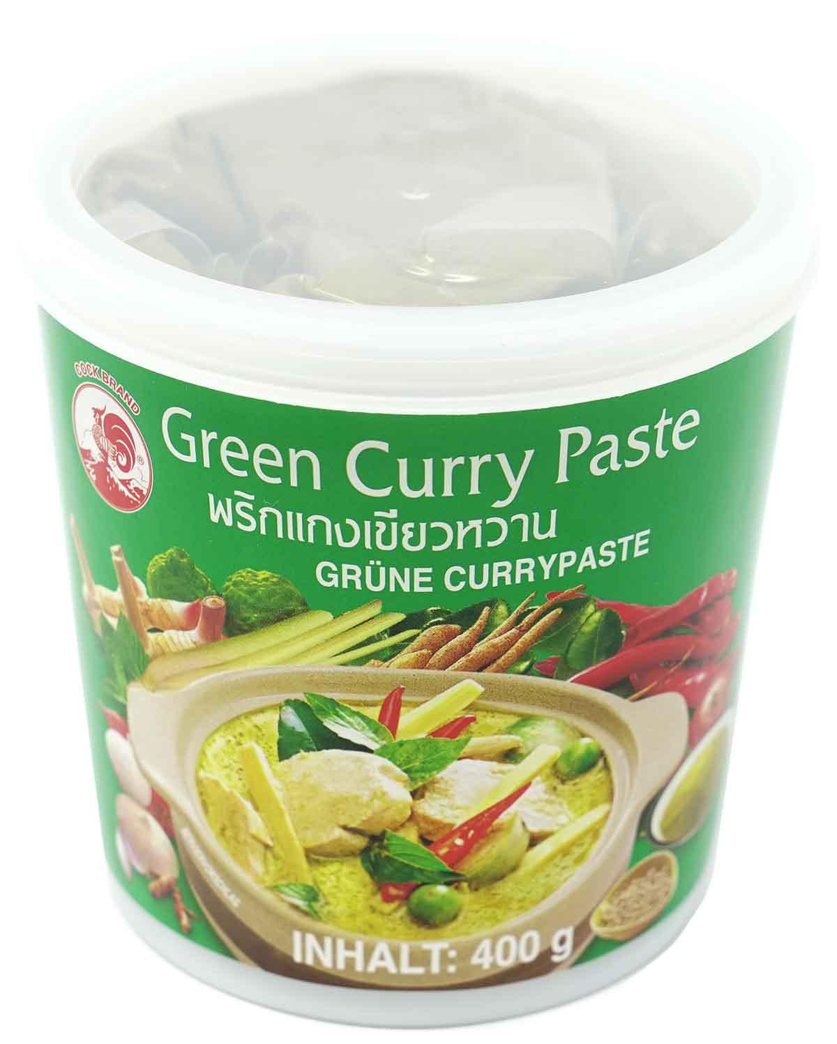 Cock Grüne Currypaste, 400 g