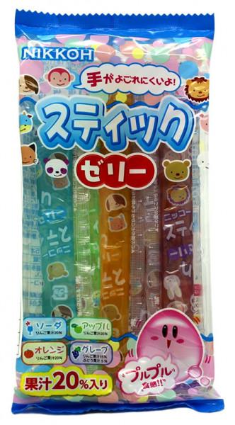 Jelly Sticks, 80 g