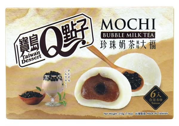 Bubble Mochi Milchtee Geschmack, 210 g