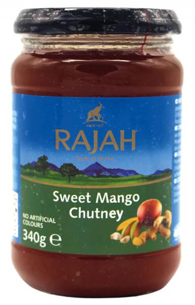 Rajah Mango Chutney süß, 340 g