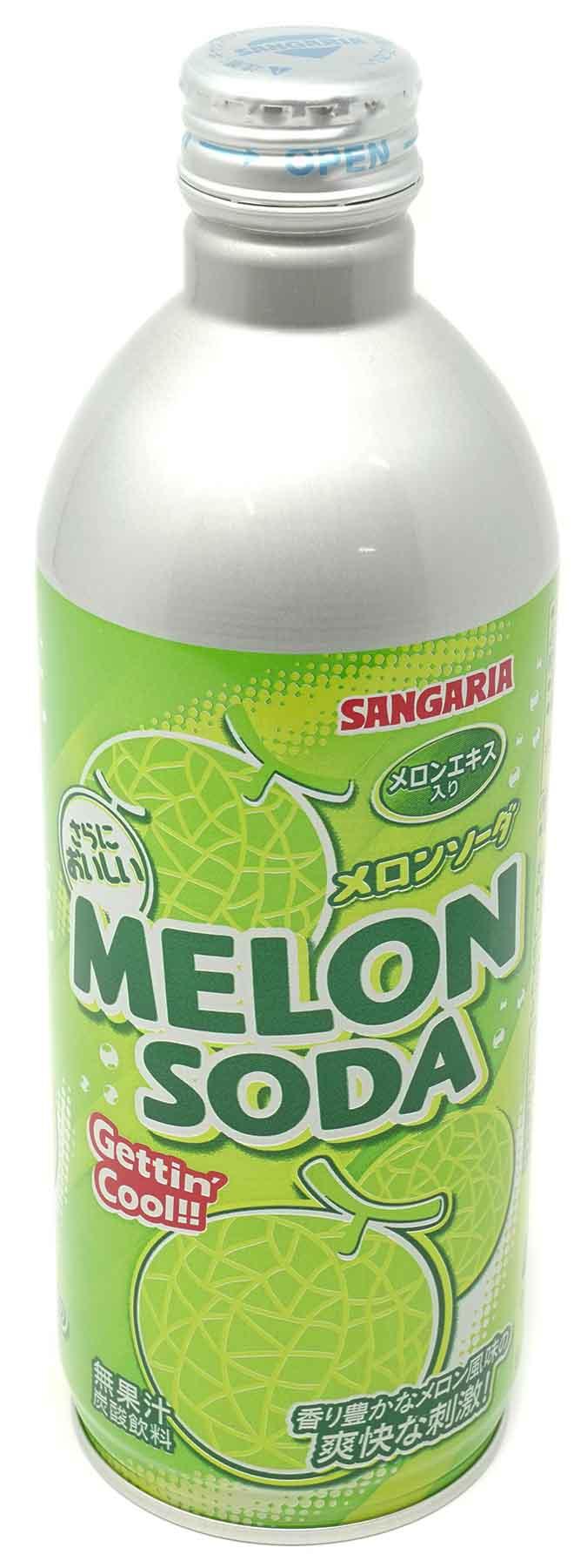 Sangaria Melonenlimonade, 500 ml
