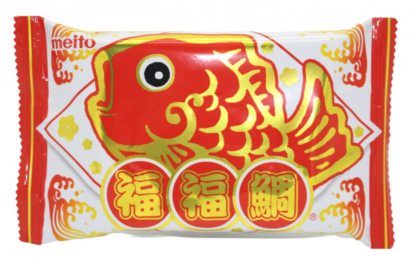 Meito Fukufuku Schokolade, 16,5 g