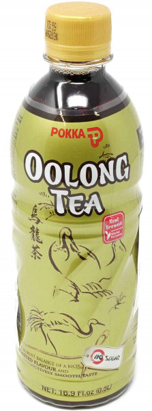 Pokka Oolong Tee, 500 ml