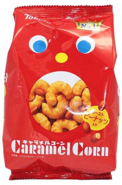 TOHATO Japanische Maisflips Karamell , 80 g