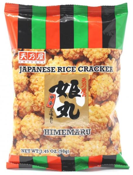 Amanoya Himemaru Reiscracker, 98 g