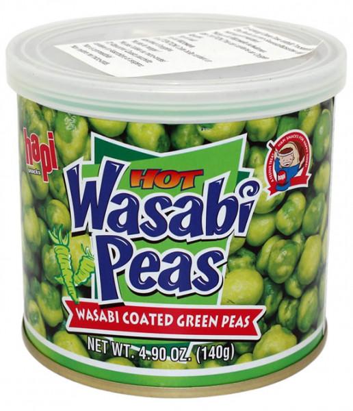 HAPI Erbsensnack mit Wasabi, 140 g