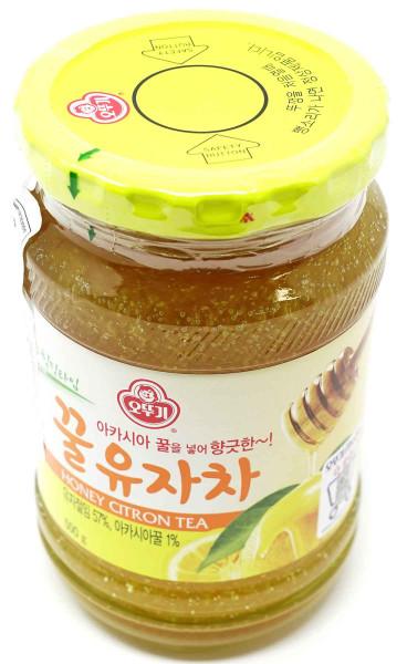 Ottogi Honig-Zitronentee, 500 g