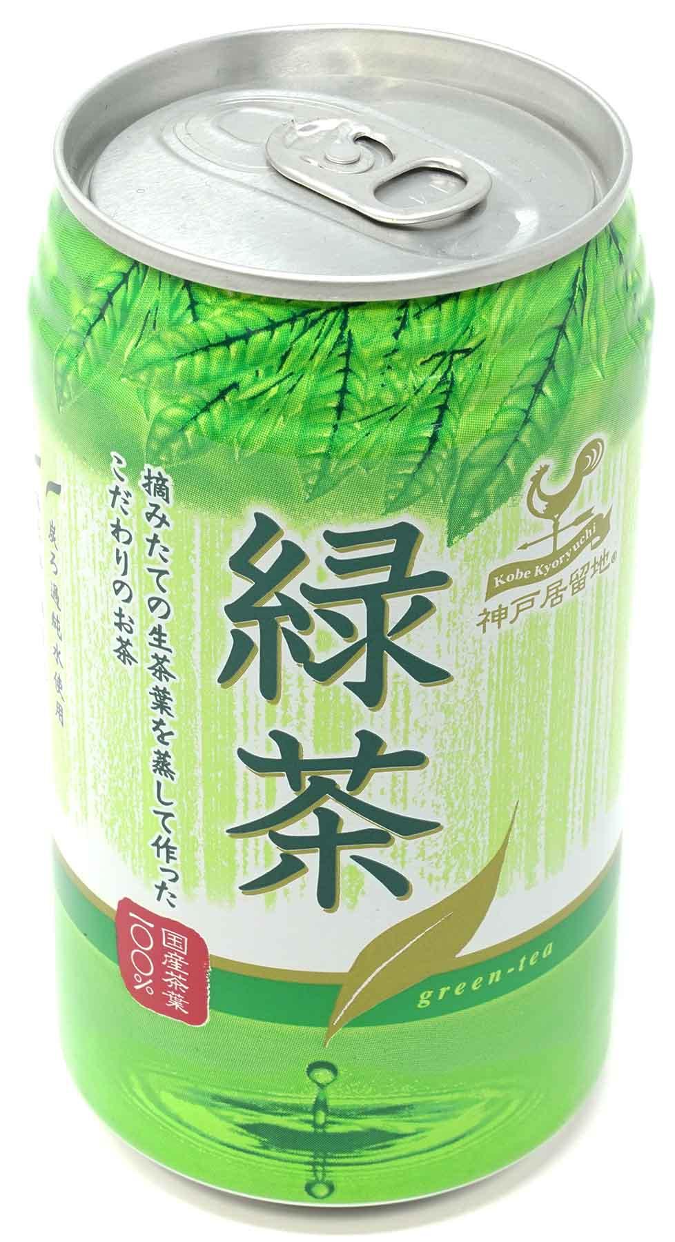 TOMINAGA Kobe Kyoryuchi Ryokucha Grüntee, 340 ml