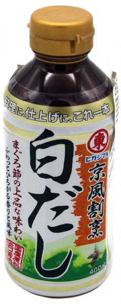 Shirodashi Bonito-Brühe, 400 ml