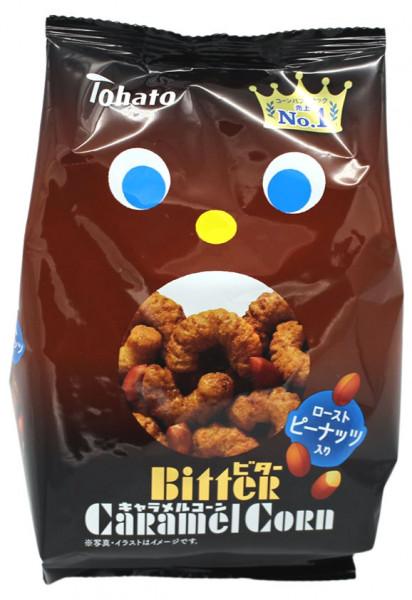 TOHATO Japanische Maisflips Bitter-Karamell, 77 g