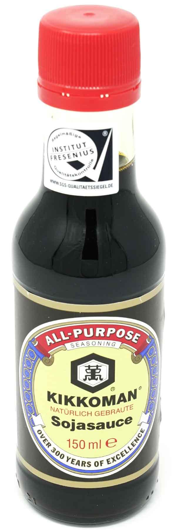 KIKKOMAN Soja Sauce dunkel, 150 ml
