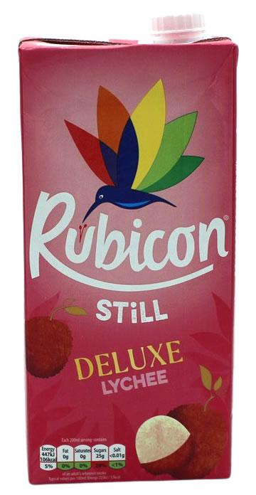 Rubicon Saftgetränk Litschi, 1 Liter