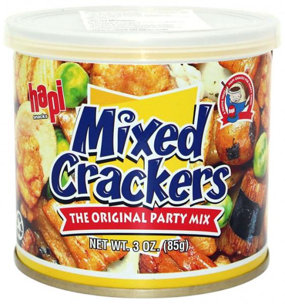 HAPI Reiscracker Party Mix in der Dose, 85 g