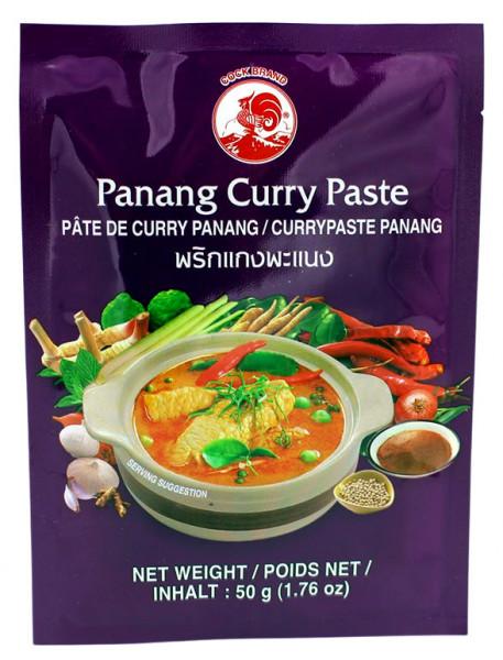 Cock Lila Currypaste Panang, mittelscharf, 50 g