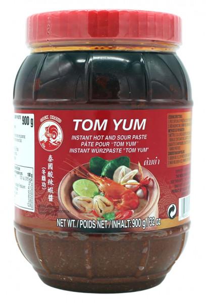 Tom Yum Paste scharf und sauer, 900 g