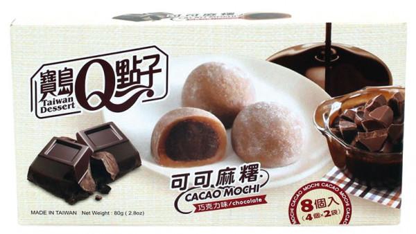 Cacao Mochi Schokoladengeschmack, 80 g