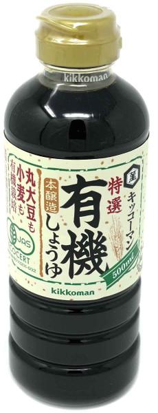 Kikkoman Yuki Sojasauce, 500 ml