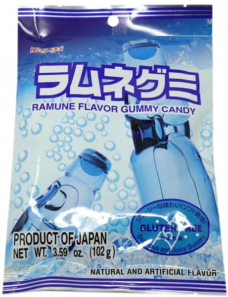 Kasugai Fruchtgummi Ramune, 102 g