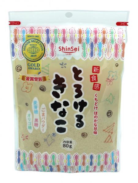 Trokeru Sojabohnenmehl Zubereitung Shinsei, 80 g