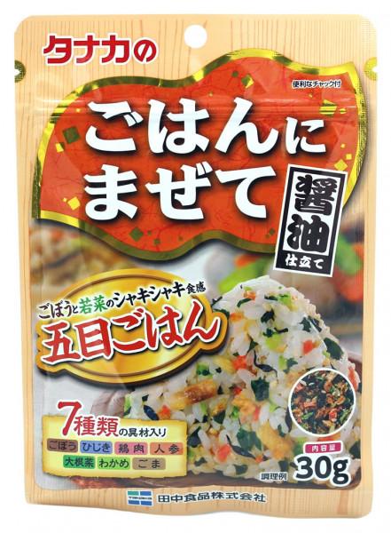 Furikake Gomoku Geschmack, 30 g