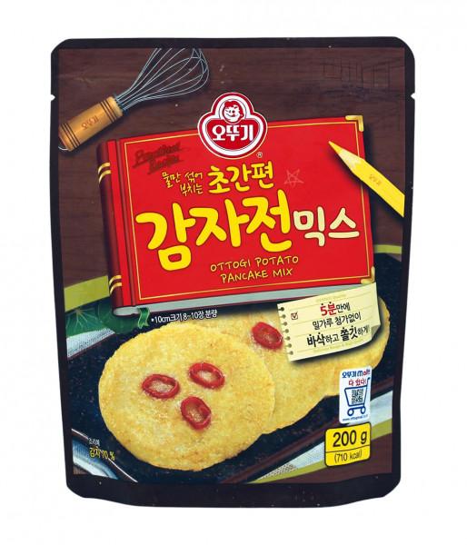 Kartoffelpulver Mischung, 200 g