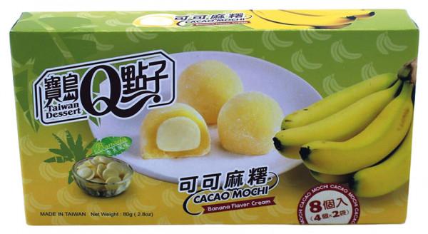 Cacao Mochi Bananen-Geschmack, 80 g