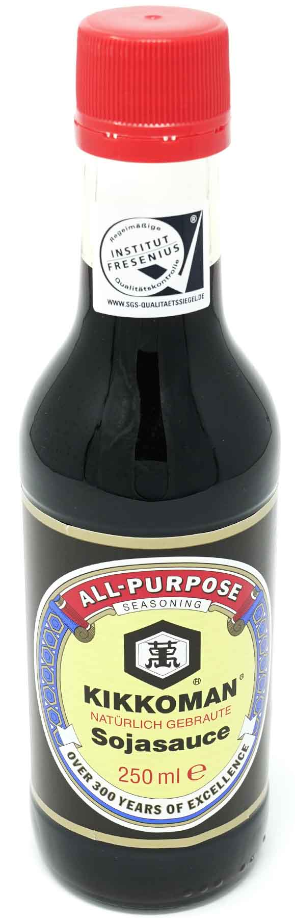 KIKKOMAN Soja Sauce dunkel, 250 ml