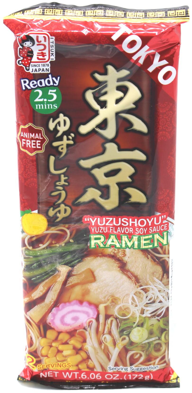 """Tokyo """"Shoyu"""" Soya Sauce Ramen, 172 g"""