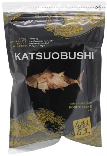 Katsuobushi Bonitoflocken, 25 g