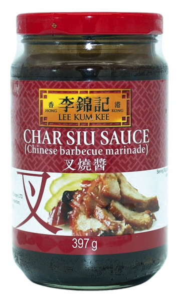 Lee Kum Kee Char-Siu-Sauce - Fleischmarinade, 397 g