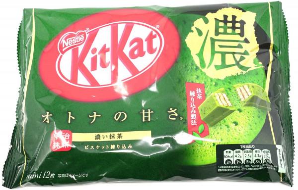 Nestle Kitkat Koi Matcha Mini, 12x 11,3 g