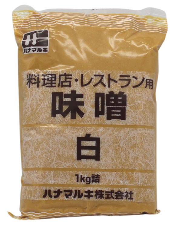 Shiro Miso-Paste hell aus fermentierten Sojabohnen, 1 kg