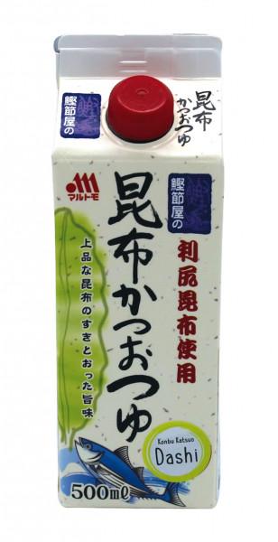 Konzentierte Japanische Brühe mit Seealgen, 500 ml