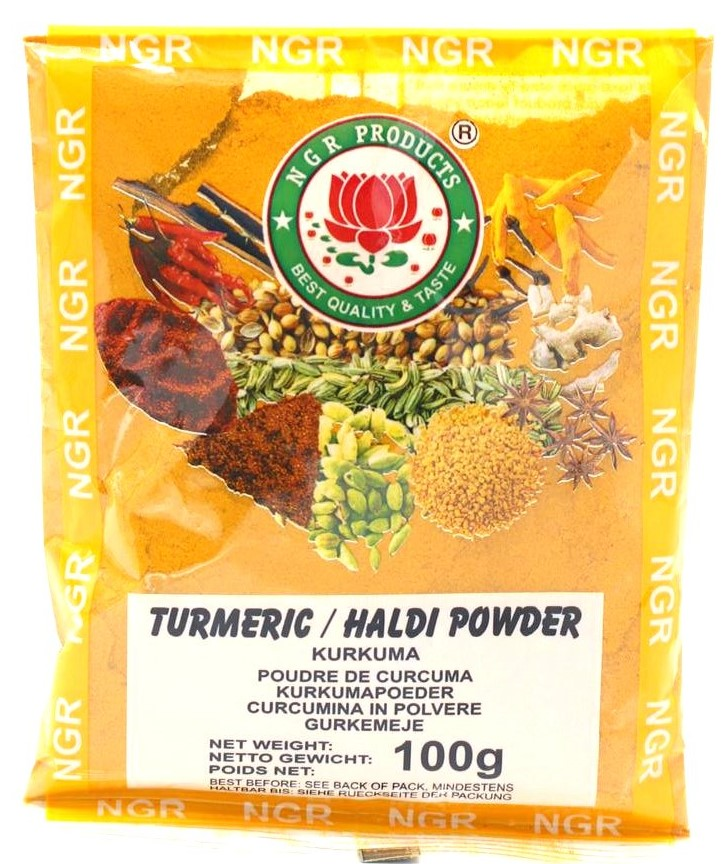 NGR Turmericpulver, 100 g