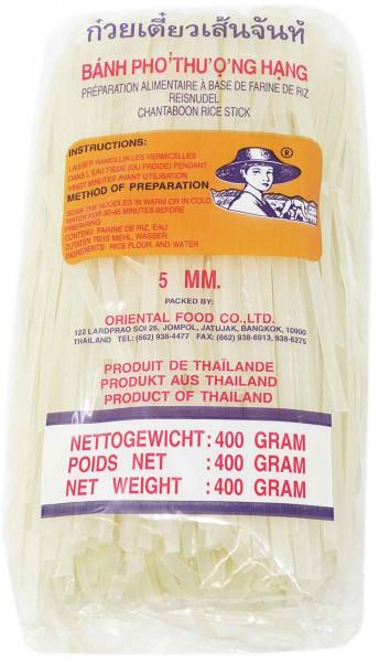 FARMER Reisnudeln, Ø 5mm, 400 g