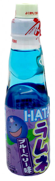 HATA Ramune Blaubeer-Geschmack, 200 ml