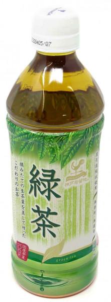 TOMINAGA Kobe Kyoryuchi Ryokucha Grüntee, 500 ml