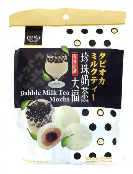 Mochi Bubble-Tee Milch-Geschmack, 120 g