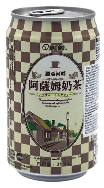 Assam Milchtee, 315 ml